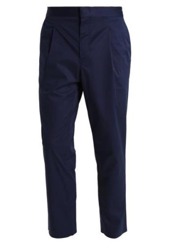 J.LINDEBERG CROPPER FLUID Chino navy