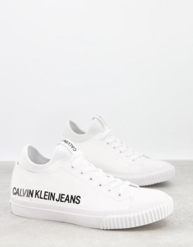 Calvin Klein Jeans - Icarus - Hvide sneakers