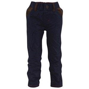 Esprit Twill Pants CINDER BLUE 68