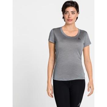 T-shirts m. korte ærmer Odlo  T-shirt femme  Technique Natural Light