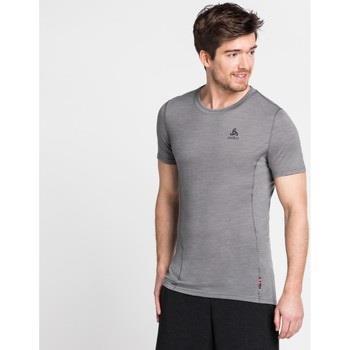 T-shirts m. korte ærmer Odlo  T-shirt  technique Natural Light
