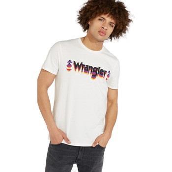 T-shirts m. korte ærmer Wrangler  T-shirt  Tribe
