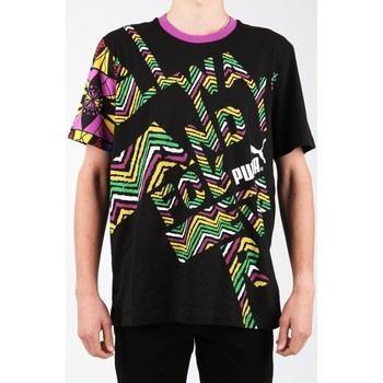 T-shirts m. korte ærmer Puma  Text Me Tee 554738-01