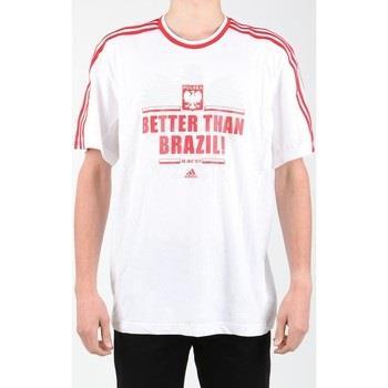 T-shirts m. korte ærmer adidas  Adidas Pol Insp Tee X12883