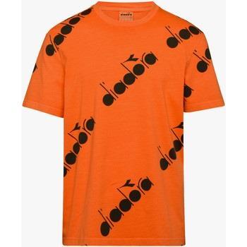T-shirts m. korte ærmer Diadora  T-shirt  SS 5Palle AOP