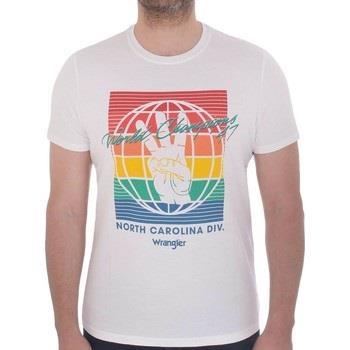 T-shirts m. korte ærmer Wrangler  T-shirt  Globe