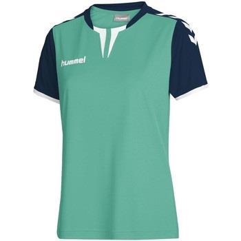 T-shirts m. korte ærmer Hummel  Maillot  femme hmlCORE