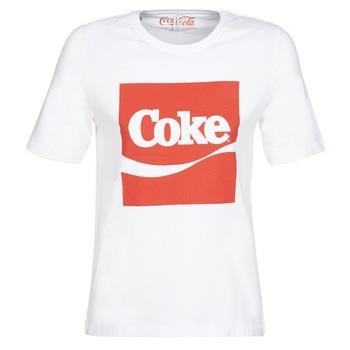 T-shirts m. korte ærmer Only  ONLCOKE