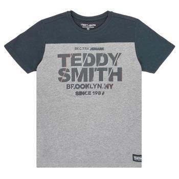 T-shirts m. korte ærmer Teddy Smith  ALDI