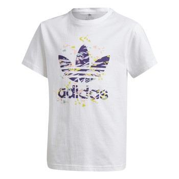 T-shirts m. korte ærmer adidas  TREF TEE