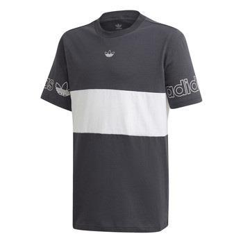 T-shirts m. korte ærmer adidas  PANEL TEE