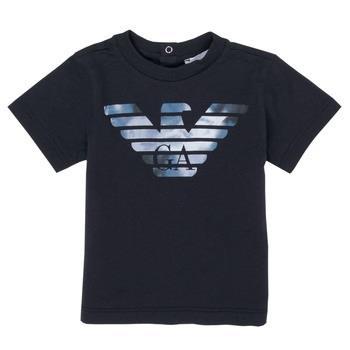 T-shirts m. korte ærmer Emporio Armani  6HHTA9-1JDXZ-0920