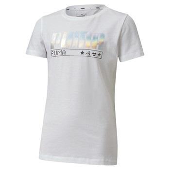 T-shirts m. korte ærmer Puma  ALPHA TEE