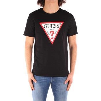 T-shirts m. korte ærmer Guess  M1RI71
