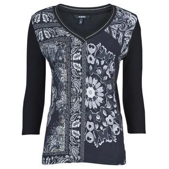 T-shirts m. korte ærmer Desigual  VARSOVIA